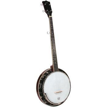 Banjos Rover Resonator Bluegrass Banjo