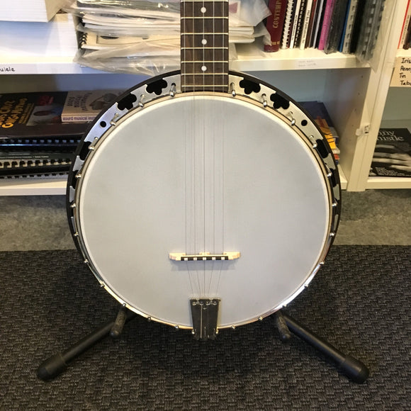 Banjos Saga Traditional 5-string Resonator Banjo PROTOTYPE L-261