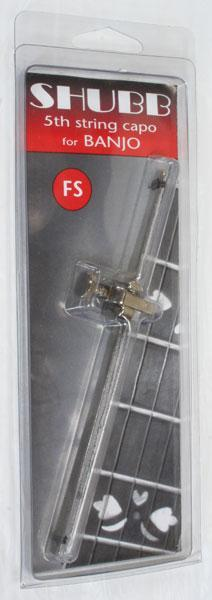 Banjos Shubb Capo, 5th String Banjo