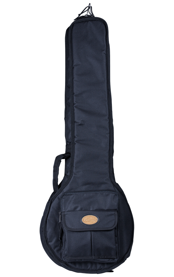 Banjos Superior C-267T Trailpak II Travel/Tenor Openback Banjo Gig Bag