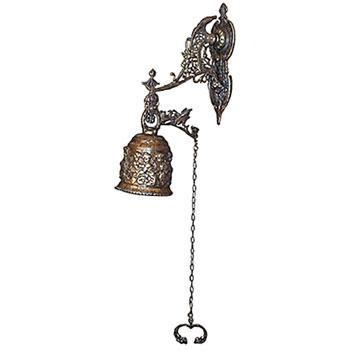Bells Antique Large Hanging Bell, 18""