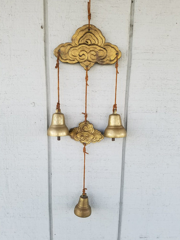 Bells Cloud Bell with 3 Bells