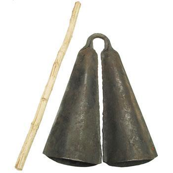 Bells Oghene Double Bell Medium 9