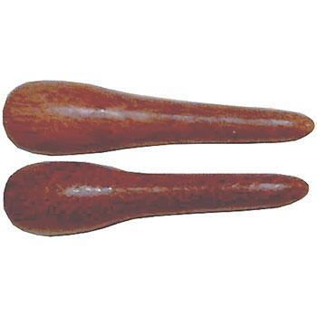 Blocks, Clappers & Sticks Claves, Coconut Palm Wood