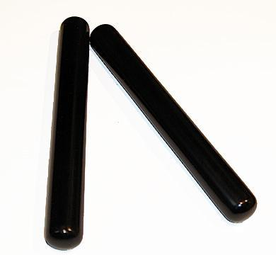 Blocks, Clappers & Sticks Claves, Ebony, Pair