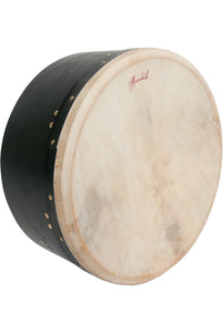 "Bodhrans Bodhran, 16""x7"", Tunable, Black, Single"