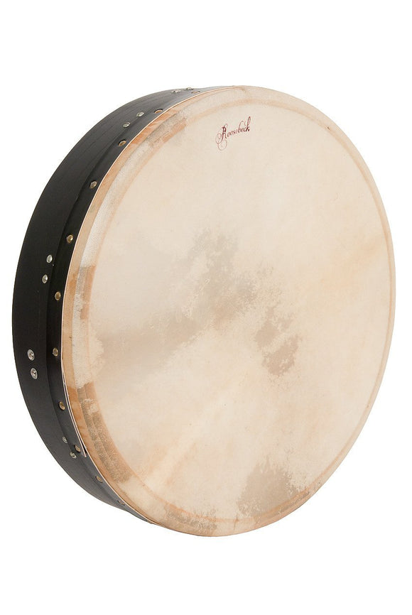 Bodhrans Roosebeck Tunable Mulberry Bodhran Black 18