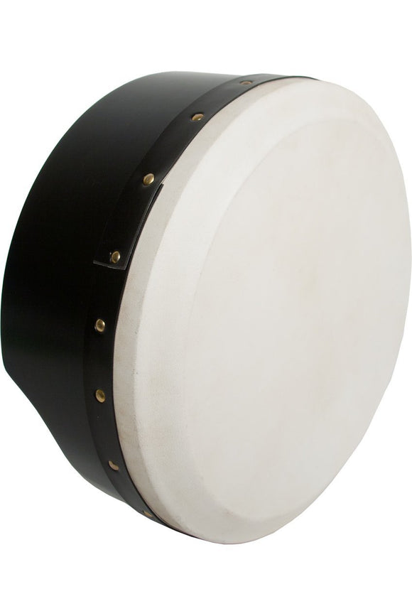 Bodhrans Roosebeck Tunable Ply Bodhran 13-by-5-Inch - Black