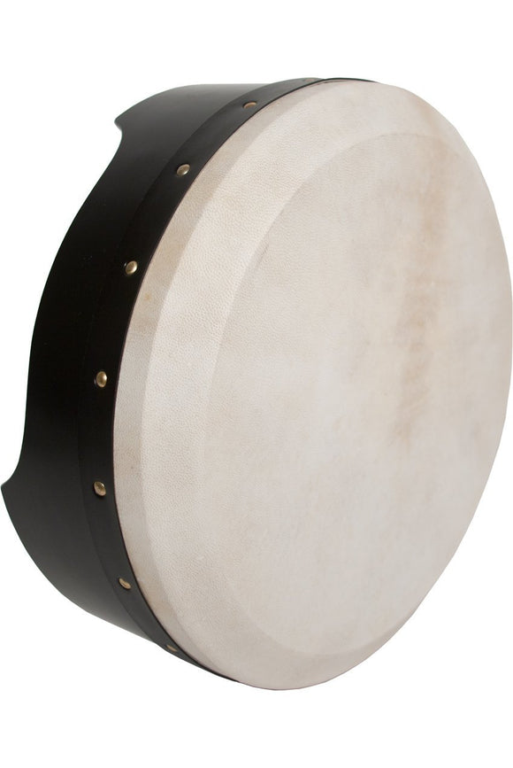 Bodhrans Roosebeck Tunable Ply Bodhran 14-by-5-Inch - Black
