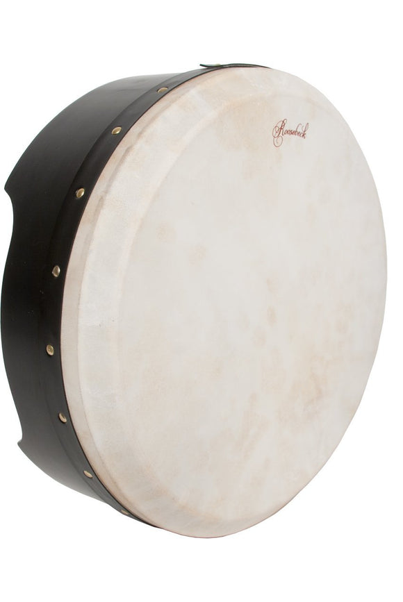 Bodhrans Roosebeck Tunable Ply Bodhran 16-by-5-Inch - Black