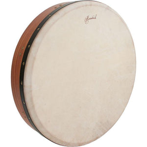 Bodhrans Roosebeck Tunable Red Cedar Bodhran Cross-Bar 18 inch x 3.5 inch