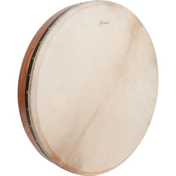 Bodhrans Roosebeck Tunable Red Cedar Bodhran Cross-Bar 26 inch x 3.5 inch