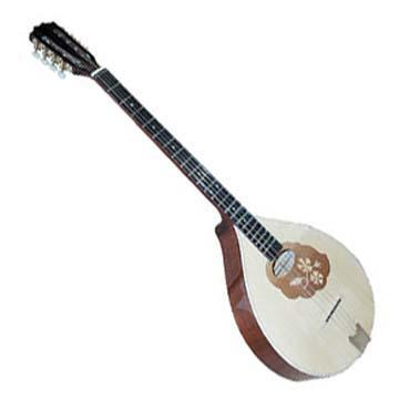Bouzoukis Flat Back Bouzouki  with bag