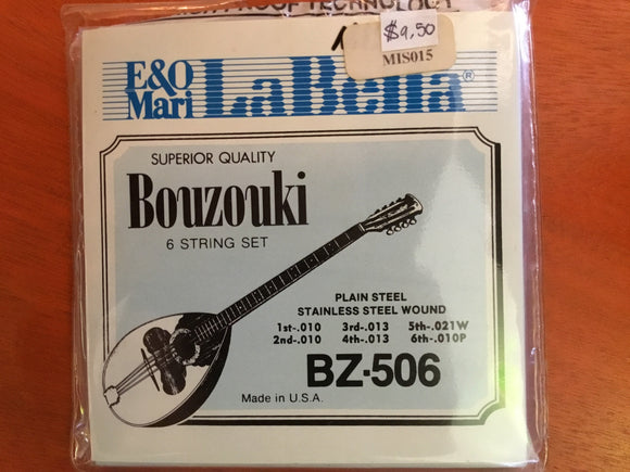 Bouzoukis Greek Bouzouki 6 Strings