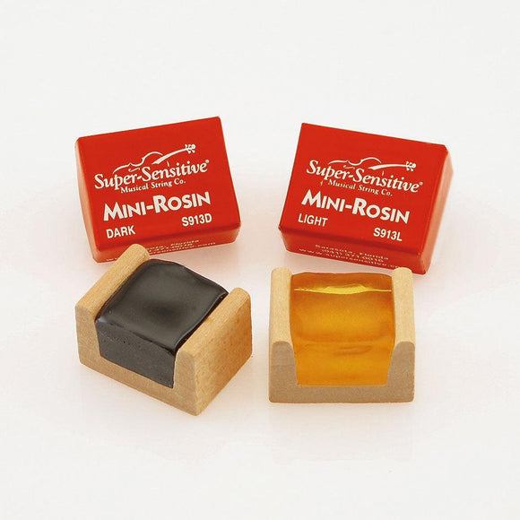 Bows & Rosin Super Sensitive Mini Rosin
