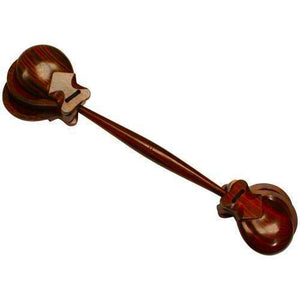 Castanets Castanet, Double Handle Vermillion