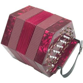 Concertinas Inexpensive 30 Button Anglo Concertina
