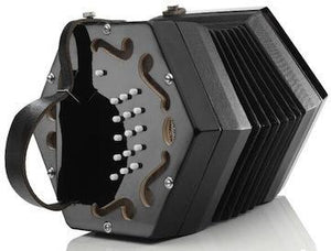 Concertinas Rochelle Anglo Concertina Package