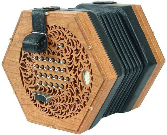 Concertinas Rose English Concertina