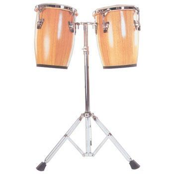 Congas Birch Short Conga set, natural finish