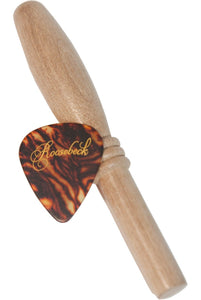 Dulcimers Roosebeck Deluxe Noter and Pick for Mountain Dulcimer - Walnut