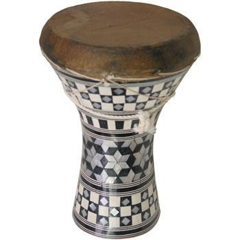 Dumbeks Inlaid Dumbek Mini
