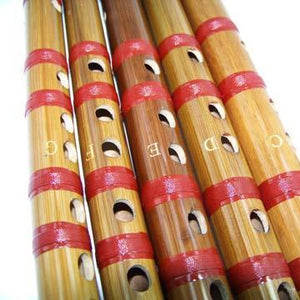 Flutes Chinese Traditional Handmade Dizi Bamboo Flute