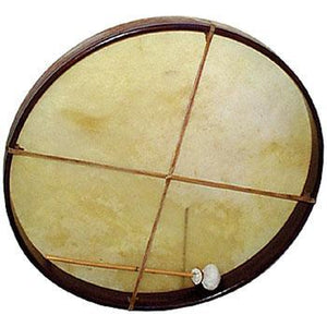Frame Drum int/érieur Tuning 18