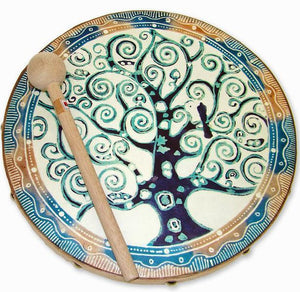 Frame Drums Frame Drum - Tree of Life
