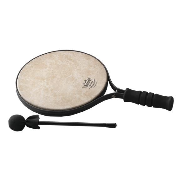 Frame Drums Remo Paddle Drum, Skyndeep Fiberskyn Head, 10'' Diameter