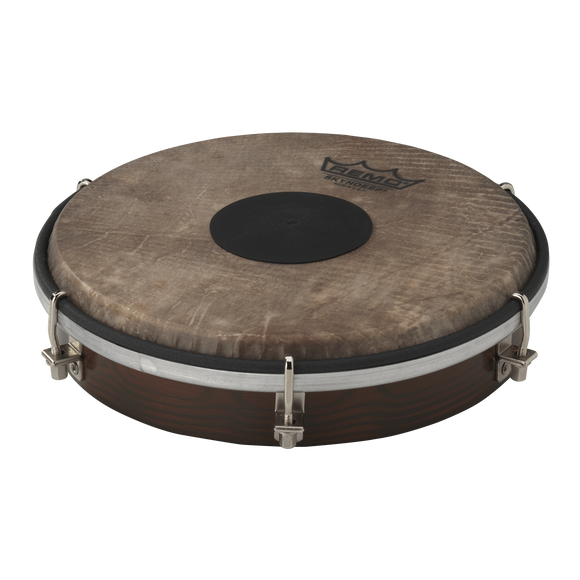 Frame Drums Remo Tablatone Frame Drum, Tunable, Skyndeep P3 Drumhead, 'Fish Skin' Graphic, Tablatone Dot, 8