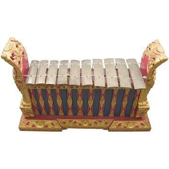 Gamelan Instruments GANGSA 10 KEY LARGE (Gamelan)