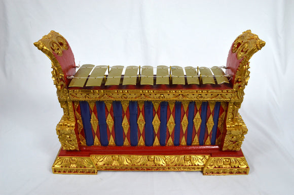Gamelan Instruments GANGSA 10 KEY SMALL (Gamelan)