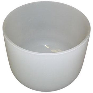 "Gongs 10"" Quartz Singing Bowl"
