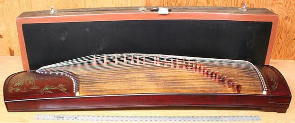 Gu Zheng Gu Zheng, 26 nylon strings