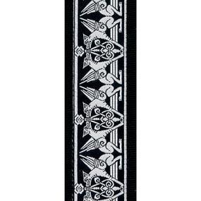 d addario planet waves jacquard nylon guitar strap lark in the morning. Black Bedroom Furniture Sets. Home Design Ideas