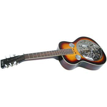 Guitars 3 Hole Resonator Square Neck Guitar