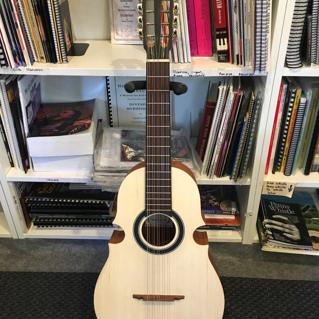 Guitars APC Puerto Rican Cuatro (repaired)