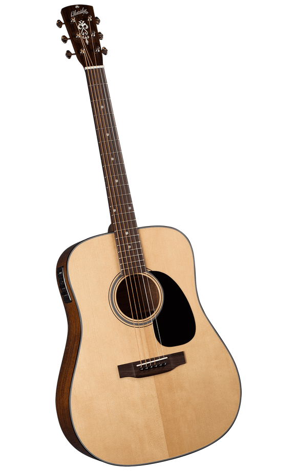 Guitars Blueridge Dreadnought Guitar with Electronics, BR-40E