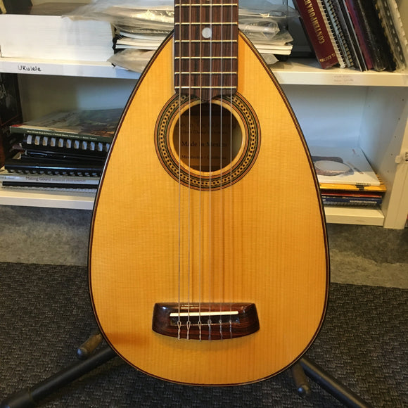 Guitars Copy of Travel Guitar: Nylon Strings (Shop Worn)