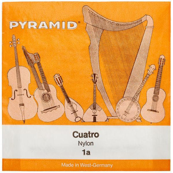 Guitars Cuatro Nylon String Set