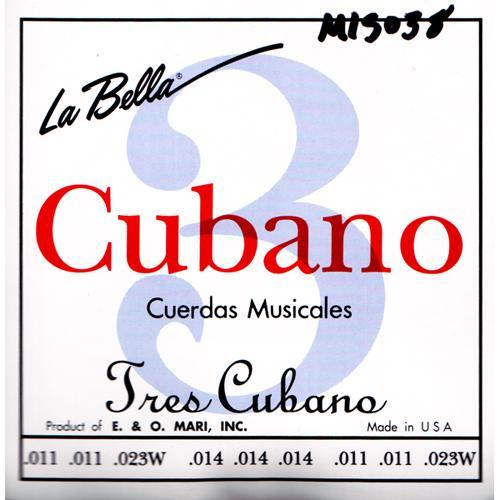 Guitars Cuban Tres String Set
