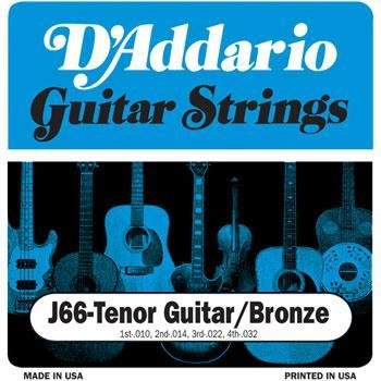 Guitars D'Addario Tenor Guitar String Set