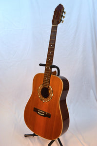 Guitars Dreadnaught Guitar with Palo Cedro Rojo
