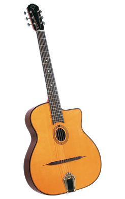 Guitars Gitane Gypsy Jazz Guitar: Oval Hole