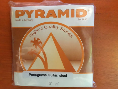 Guitars Portuguese Guitarra String Set