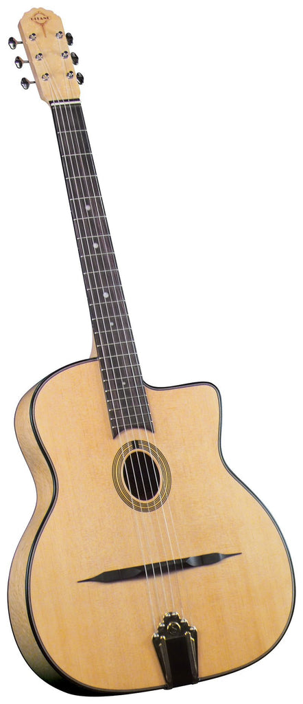 Gypsy Jazz Guitars Gitane DG-250M Professional Gypsy Jazz Guitar