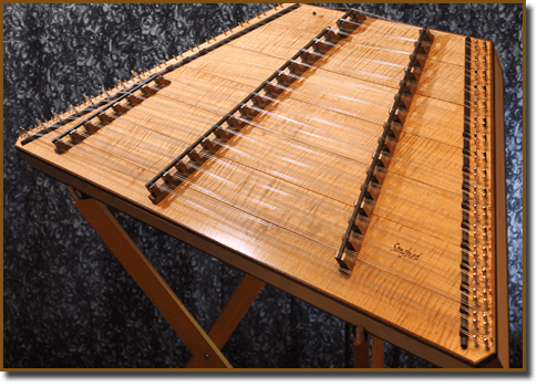 Hammered Dulcimers Songbird Finch Chromatic Hammered Dulcimer