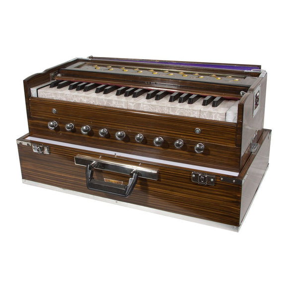 Harmoniums Banjira Traveler Harmonium With Coupler