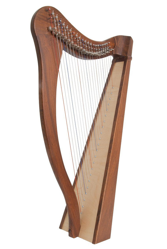 Harps Roosebeck Heather Harp TM, 22 Strings